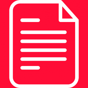 Imagem ilustrativa de documento