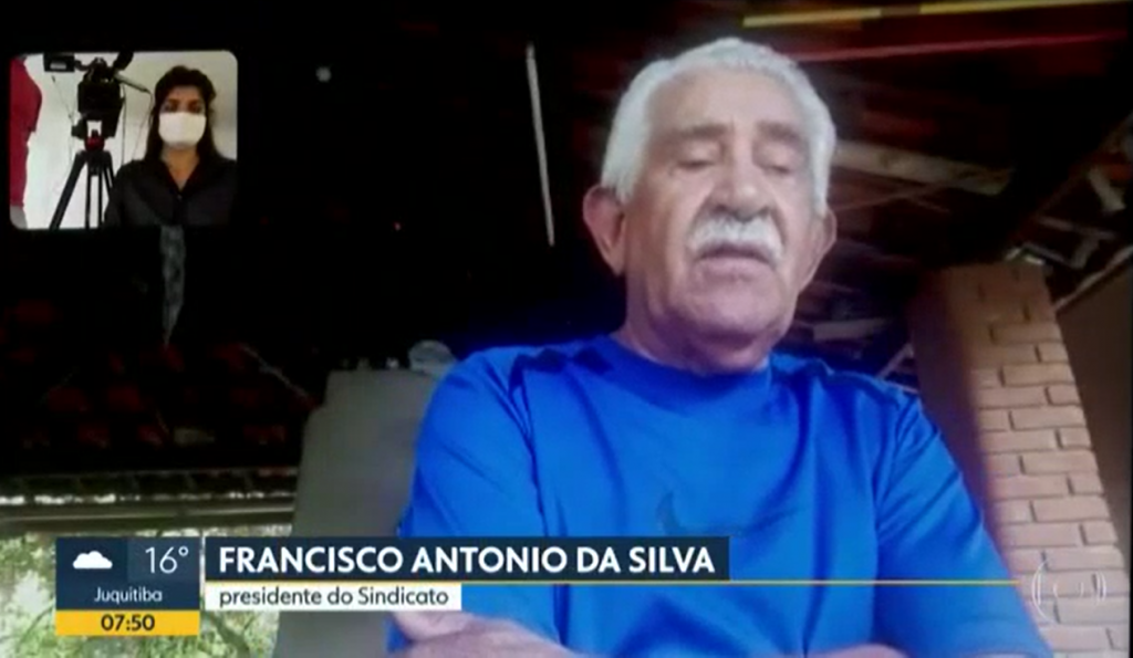Confira a entrevista do presidente ao Bom Dia SP